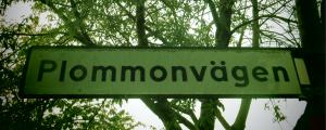 Plommonvägen