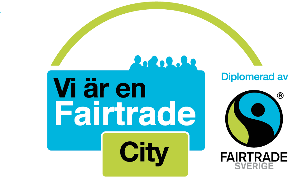 Fairtrade City Lund's logo